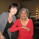 Nancy Wilson with Melinda Whitaker