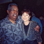 Ray Brown with Melinda Whitaker